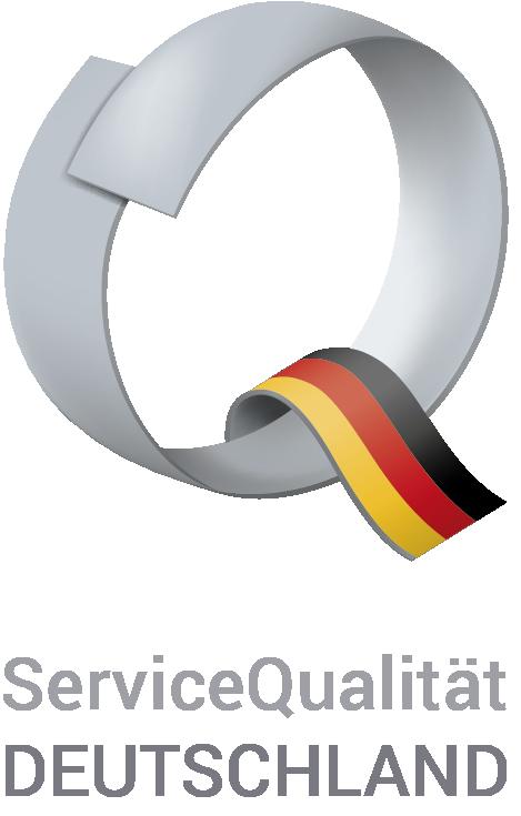 zertifiziert ServiceQualität Deutschland
